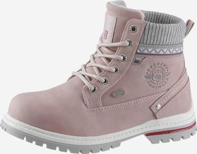 Dockers by Gerli Stiefel in rosa, Produktansicht