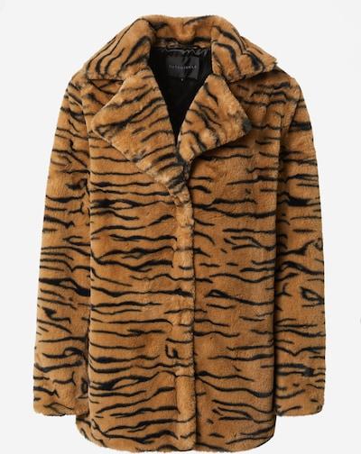 Rut & Circle Manteau d'hiver 'Nova' en marron / noir, Vue avec produit