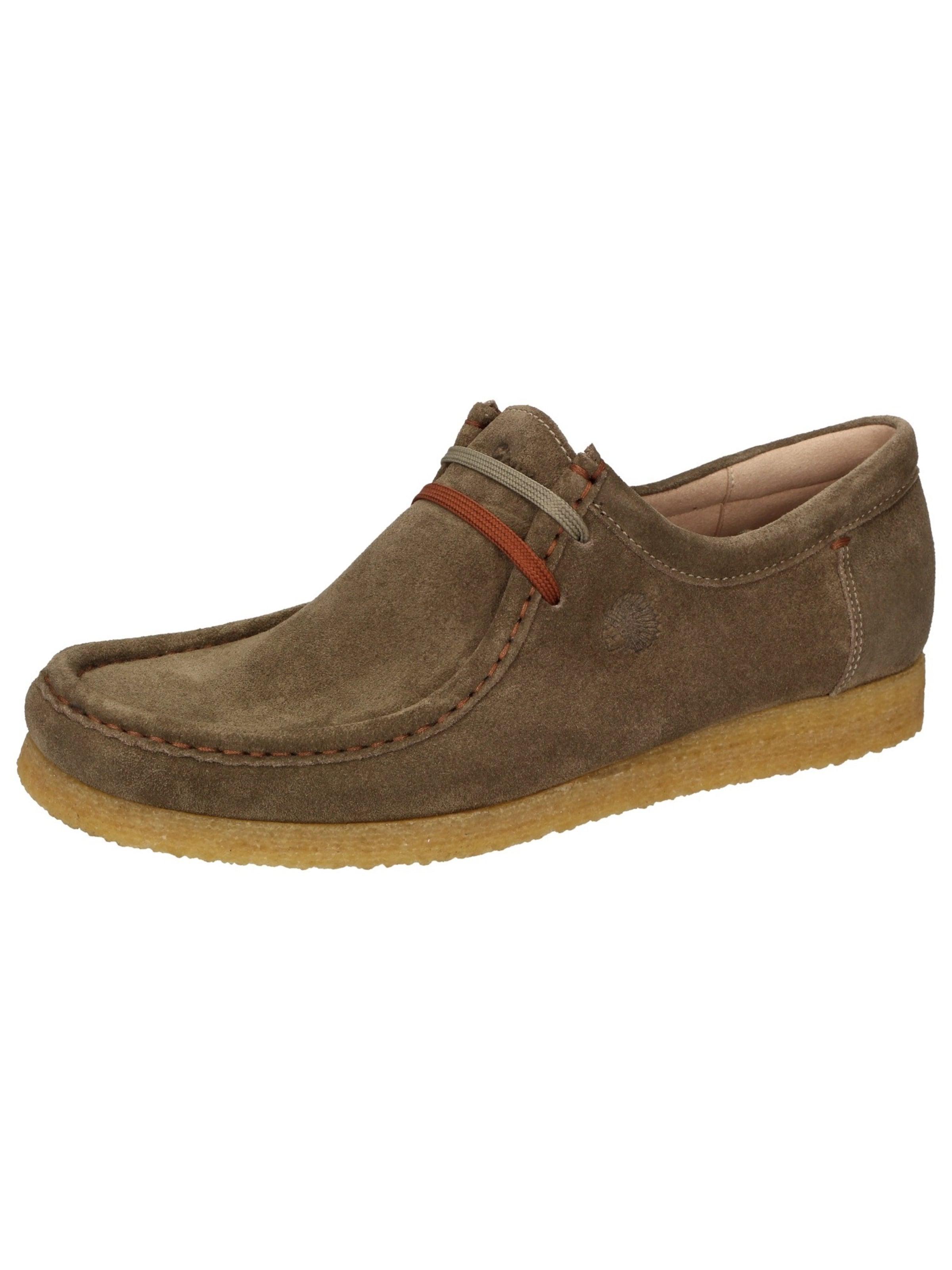 SIOUX Mokassin Grashopper-H-OG-VL Verschleißfeste billige Schuhe