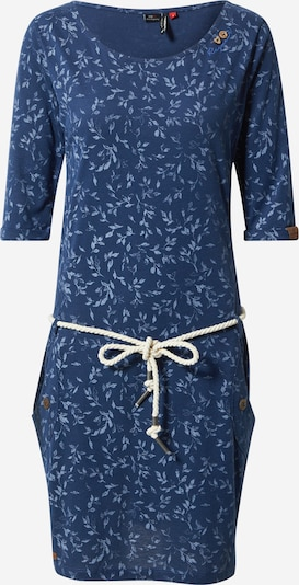 Ragwear Kleid 'TANYA' in navy / hellblau, Produktansicht
