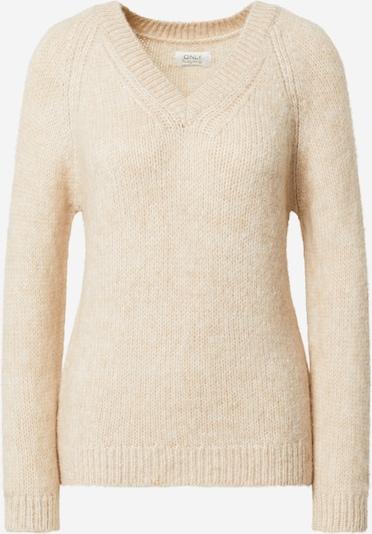 ONLY Pullover 'Benin' in stone / mischfarben, Produktansicht