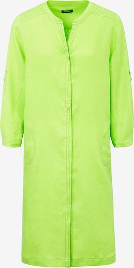 Basler Blusenkleid in grün, Produktansicht