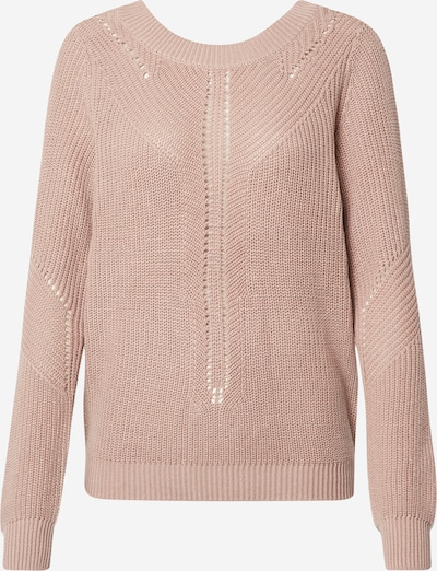 Noisy may Pullover 'NMMAJKEN' in beige: Frontalansicht