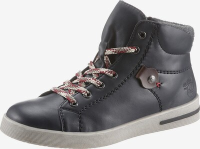 RIEKER Sneaker in dunkelblau, Produktansicht