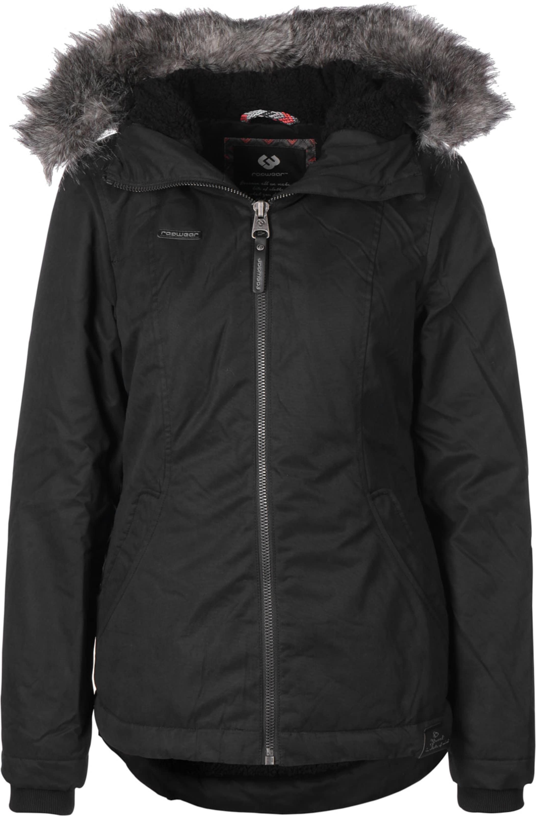 'shortcut' HellgrauSchwarz Ragwear Jacke In H9WID2E