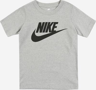 Nike Sportswear Shirt 'NIKE FUTURA S/S TEE' in de kleur Grijs gemêleerd, Productweergave
