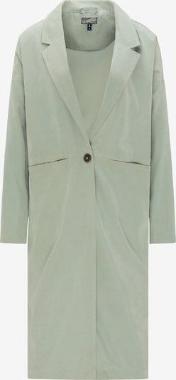 DREIMASTER DreiMaster Vintage Leichter Mantel in mint / pastellgrün, Produktansicht