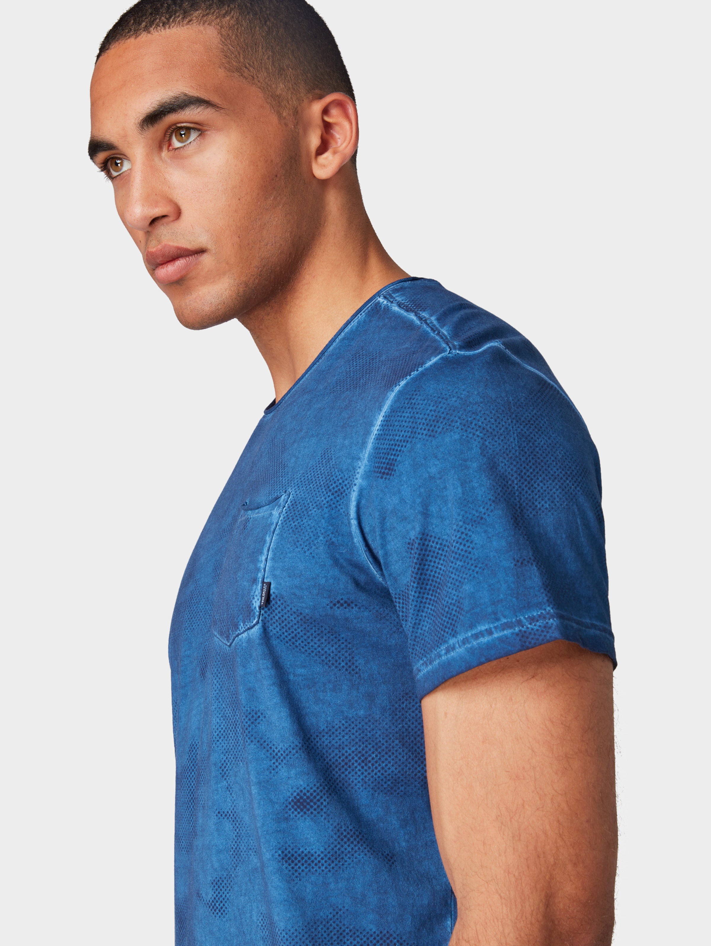 Tom Tailor T In BlauDunkelblau shirt zMpqUSGV