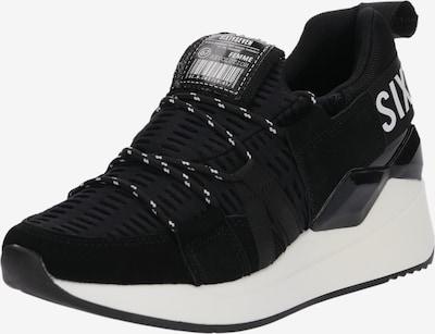 Sneaker low 'WASEDA' Sixtyseven pe negru / alb, Vizualizare produs