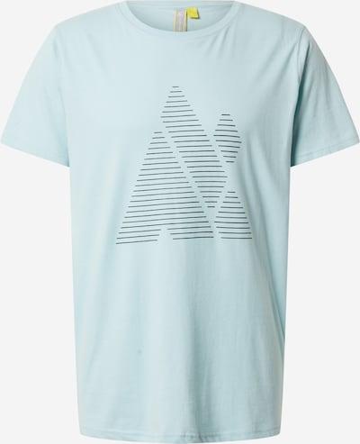 Alife and Kickin Shirt in opal / schwarz, Produktansicht