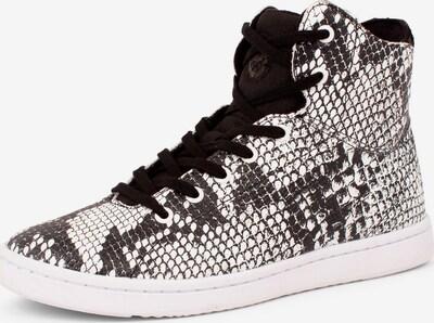 WODEN Sneakers ' Jane Boot ' in braun / weiß, Produktansicht