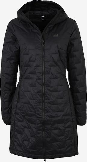 HELLY HANSEN Manteau outdoor 'W LIFALOFT INSULATOR COAT' en noir, Vue avec produit