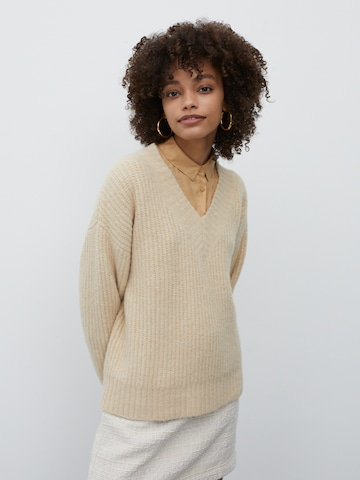 Pull-over 'Claire' EDITED en beige