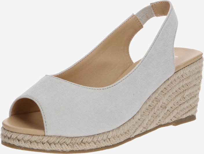 ABOUT YOU Slingpumps 'Ylvi' in taupe, Produktansicht