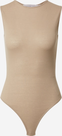 NU-IN Top 'Bodysuit' in de kleur Beige, Productweergave