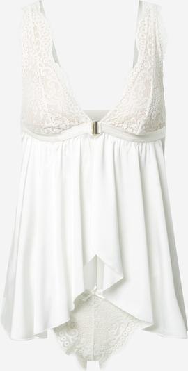 Hunkemöller Kratke hlače za spavanje 'Malou' u bijela, Pregled proizvoda