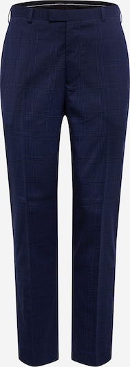 BURTON MENSWEAR LONDON Pantalón de pinzas 'NAVY HIGHLIGHT CHECK SKINNY...' en navy, Vista del producto