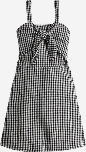 HOLLISTER Kleid in grau / anthrazit / dunkelgrau / weiß, Produktansicht