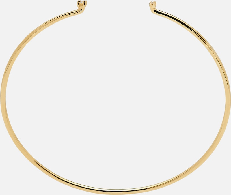 P D PAOLA Armband 'PU BLOOM' in gold, Produktansicht