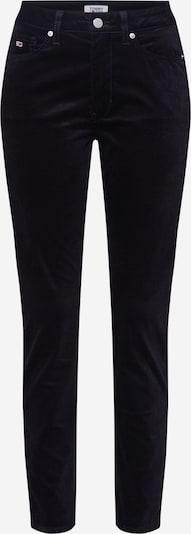 Tommy Jeans Jeansy w kolorze czarnym: Widok z przodu
