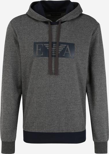 Emporio Armani Sweatshirt in dunkelgrau, Produktansicht
