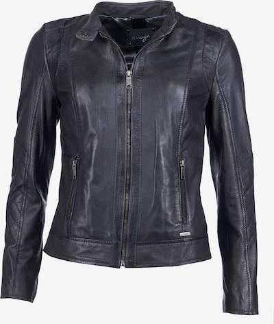 Maze Lederjacke 'Marcie' in schwarz, Produktansicht