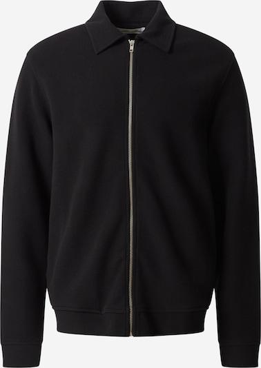 Samsoe Samsoe Strickjacke 'Herrskov' in schwarz, Produktansicht