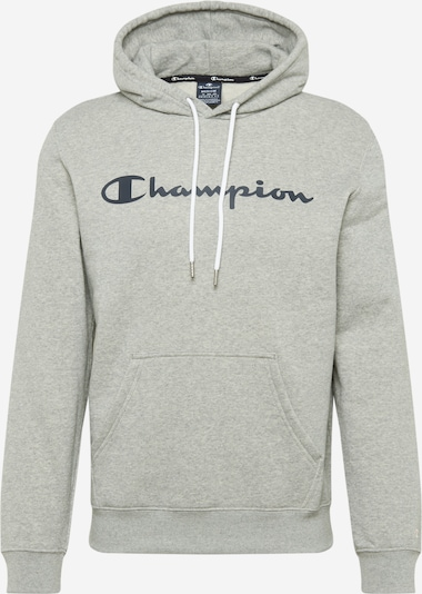 Champion Authentic Athletic Apparel Sweatshirt in de kleur Blauw / Grijs, Productweergave