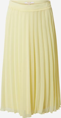 ABOUT YOU Skirt 'Lola' in Yellow