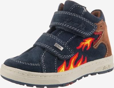 LURCHI Lage schoen in de kleur Nachtblauw / Gemengde kleuren, Productweergave