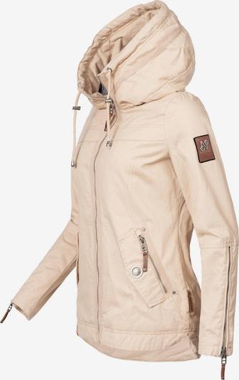 Beliebt Frauen Bekleidung NAVAHOO Outdoorjacke 'Wekoo' in beige Zum Verkauf