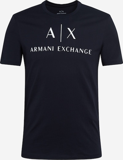 ARMANI EXCHANGE Shirt in de kleur Navy, Productweergave