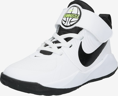 Nike Sportswear Športová obuv 'TEAM HUSTLE D 9 (PS)' - čierna / biela, Produkt