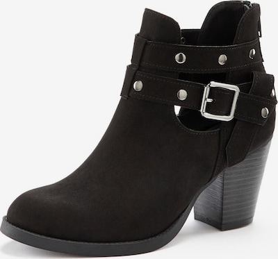 LASCANA Ankle Boots in Black, Item view