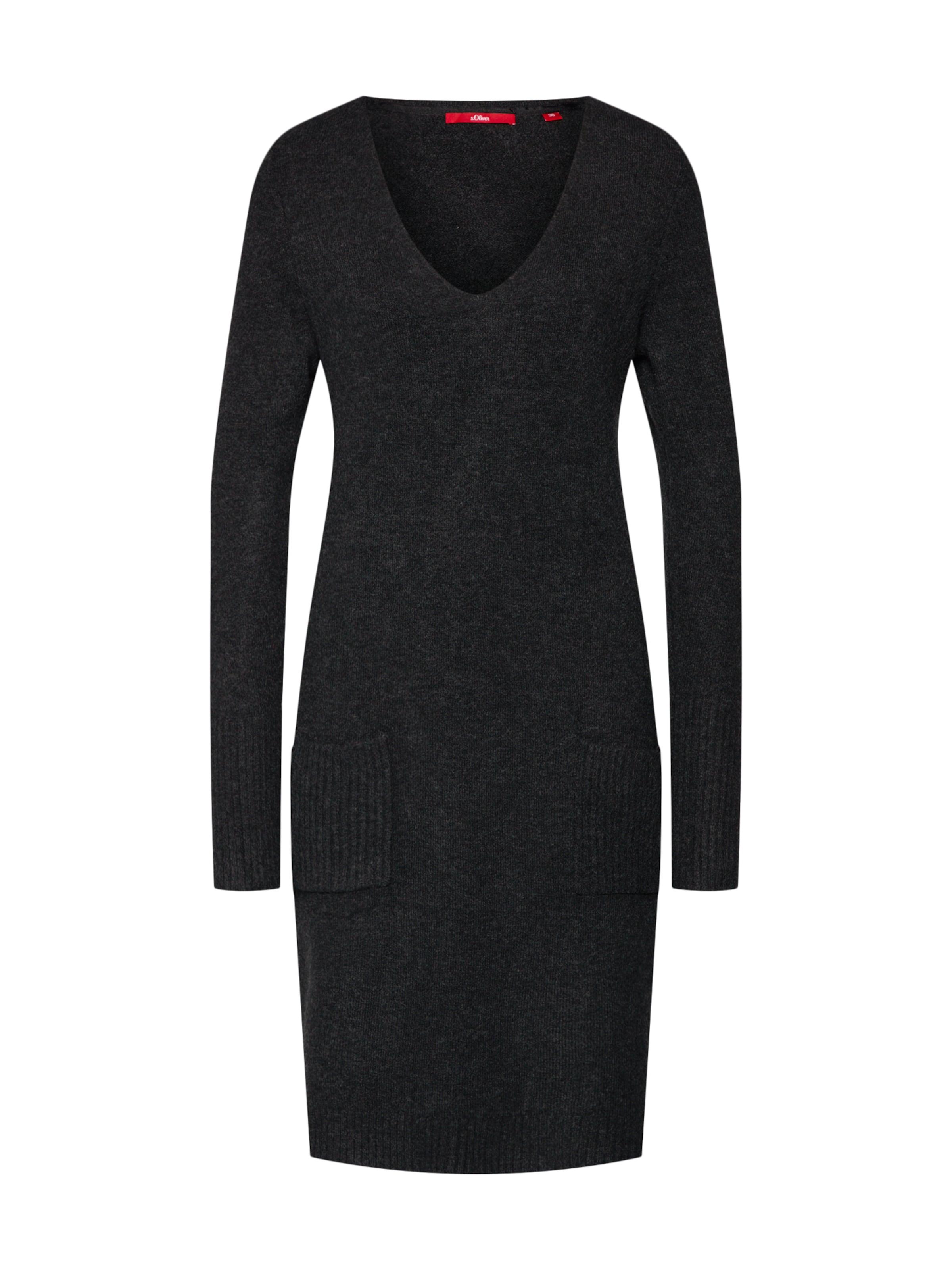 S S S In Kleid Schwarz Schwarz oliver oliver In Kleid nON0v8mw