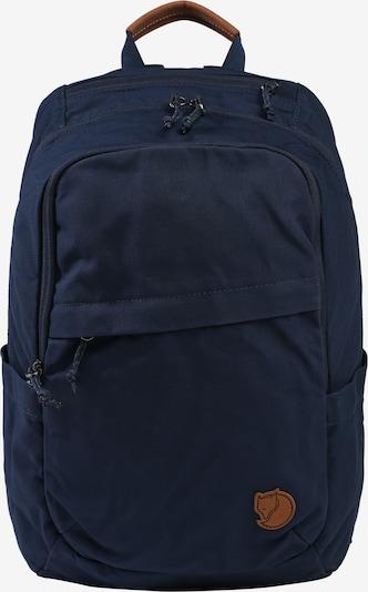 Fjällräven Rucksack 'Räven' in dunkelblau, Produktansicht
