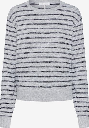 rag & bone Pullover 'STRIPE AVRYL' in grau, Produktansicht