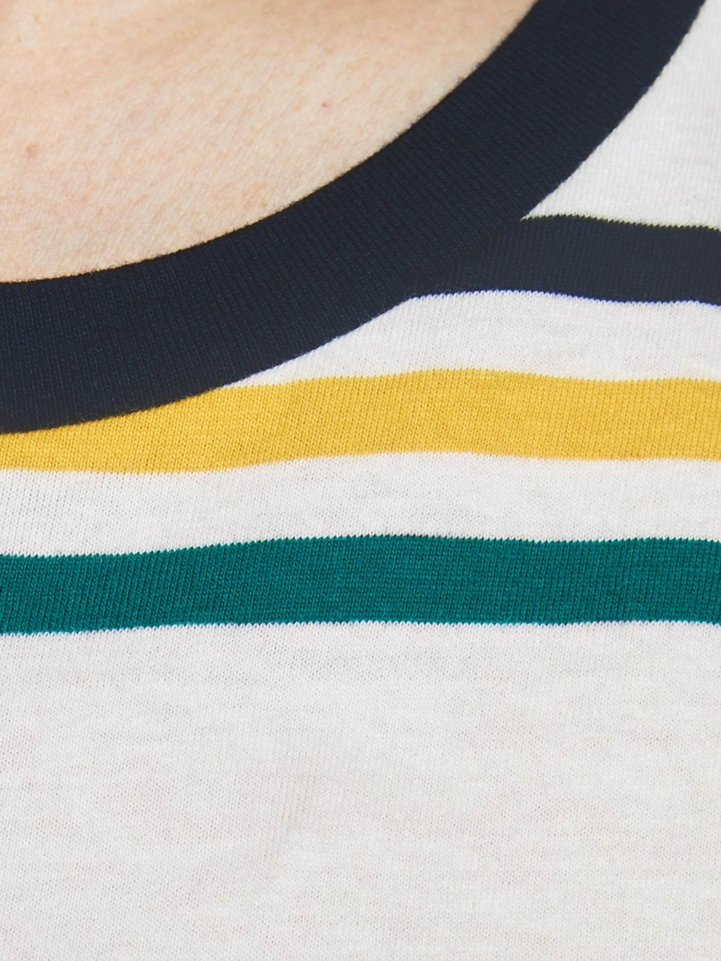 Jackamp; GelbPetrol Weiß shirt Jones T Schwarz In WH2IED9
