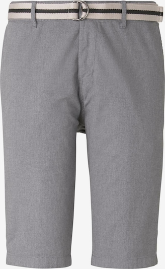 TOM TAILOR Chino Shorts 'Josh' in grau, Produktansicht
