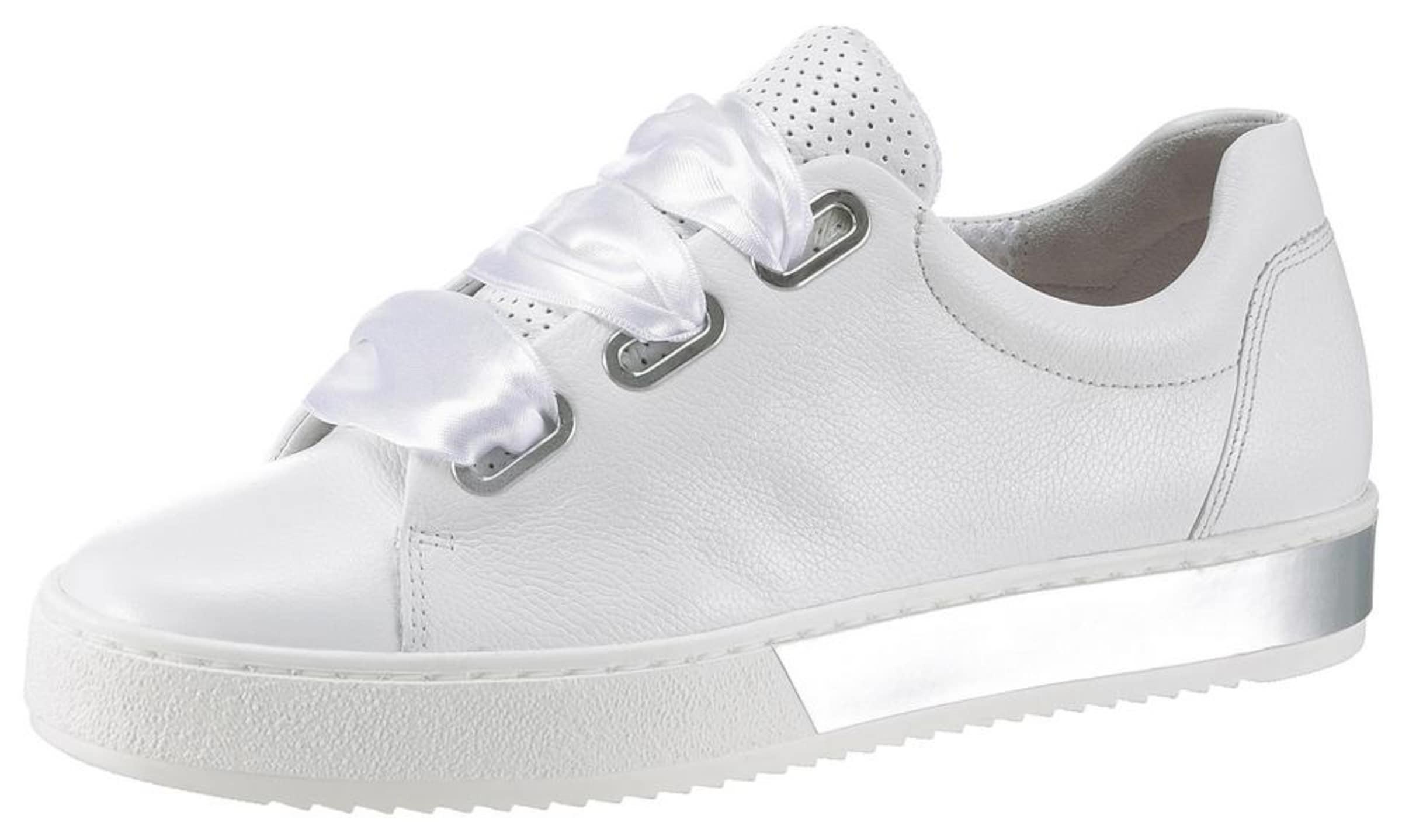 Weiß Sneaker Gabor In Gabor Sneaker v8n0wmPyNO