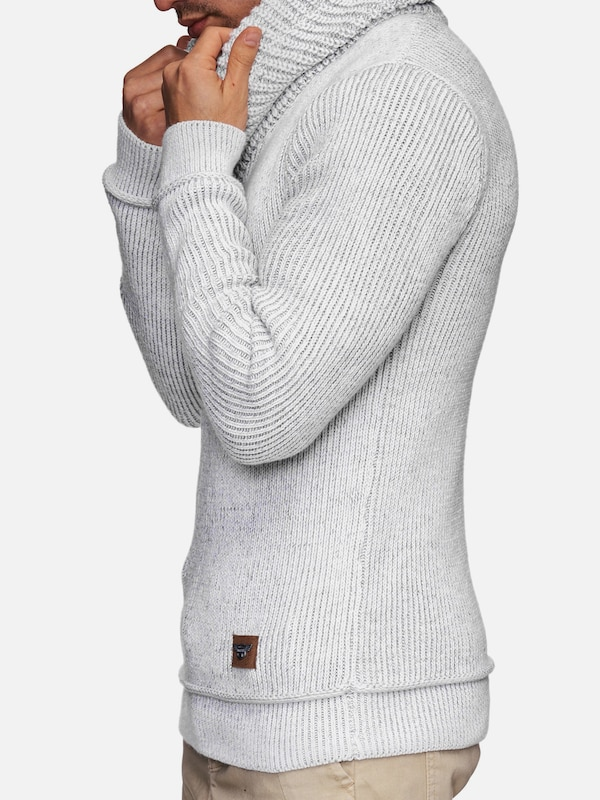 Jeans Indicode Strickpullover keshawn