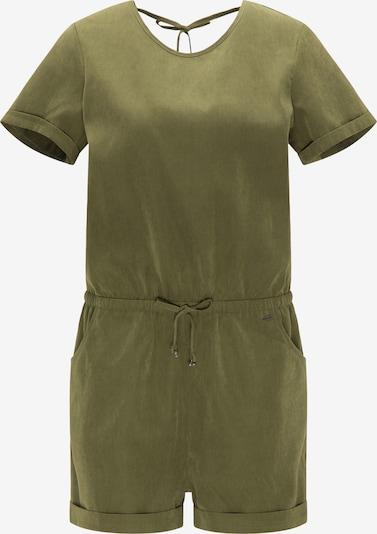 Salopeta DREIMASTER pe oliv, Vizualizare produs