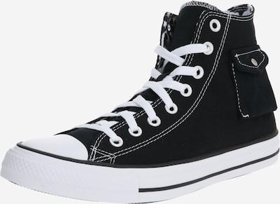 CONVERSE Sneaker 'CHUCK TAYLOR ALL STAR POCKET' in schwarz / weiß, Produktansicht