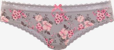 s.Oliver Slip in grau / pink, Produktansicht