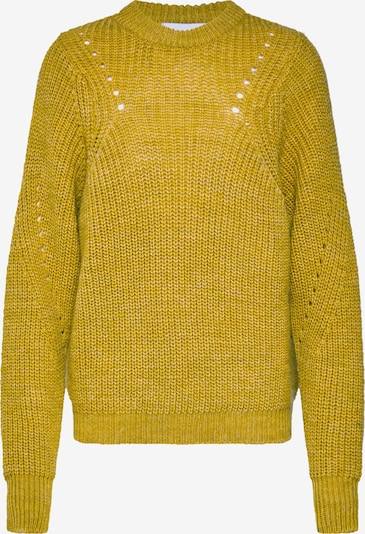 minimum Pullover 'allirea' in gelb, Produktansicht