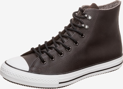 CONVERSE Sneaker in kastanienbraun / weiß, Produktansicht