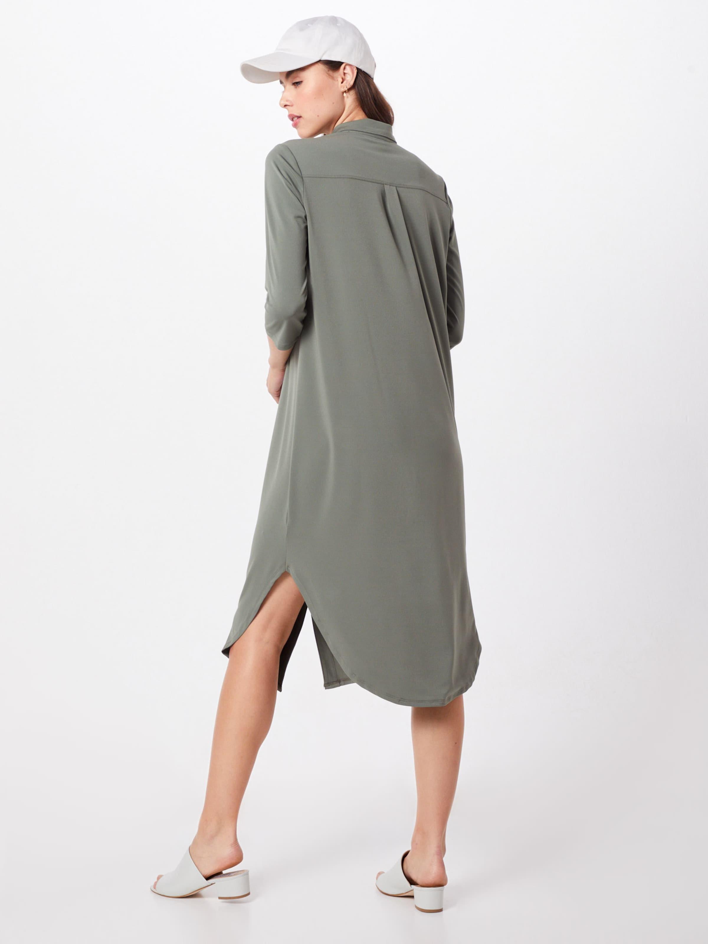 Robe Vert chemise Gap 'lsshirtdress' Clair En c35qSL4ARj