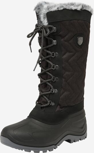 CMP Snow Boots 'Nietos' in kastanienbraun / schwarz, Produktansicht