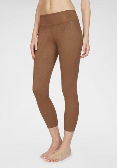 LASCANA Leggings in beige, Modelansicht