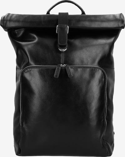 Picard Rucksack in schwarz, Produktansicht